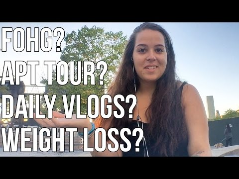 Q&A! Weight loss, FOHG, and more! | Ellko