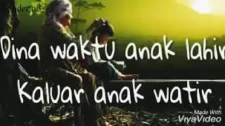 Ayah Ibu Maaf Lagu Sedih Bahasa Sunda Versi Mp3 Mp4 Ukuran