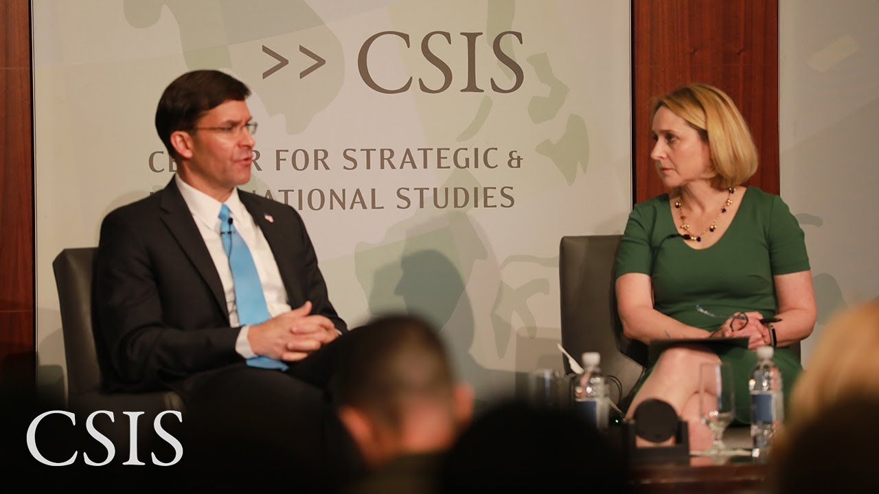 Pentagon leaders emphasize role of emerging technologies in battle