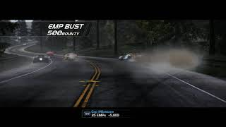 [Need for Speed : Hot Pursuit] (P32) OAKMONT VALLEY - CHARGED ATTACK