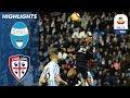 Resumo: SPAL 2-2 Cagliari (10 Novembro 2018)