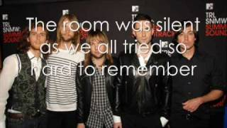 """Maroon 5 - """"Goodnight Goodnight"""" Karaoke"""