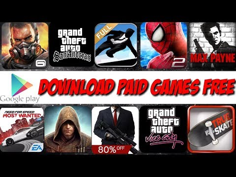 How To Download Paid Games Apps For Free On Android Phone [Without Root] 2019