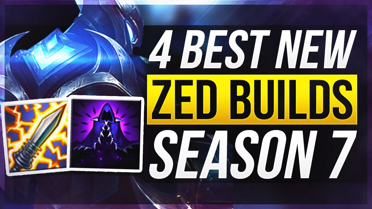 Season  Zed Runes And Build