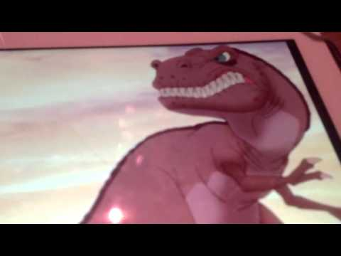 Sound effects land before time daspletosaurus sharptooth