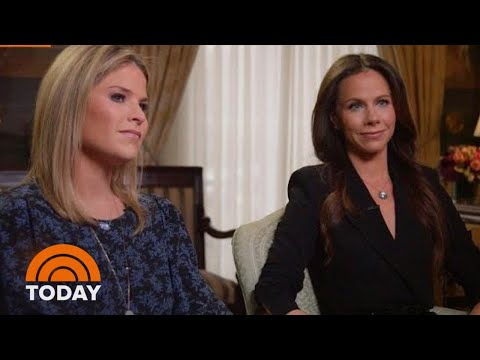 VIDEO: Jenna Bush Hager, Barbara Bush Recall Final Moments With George H.W. Bush | TODAY