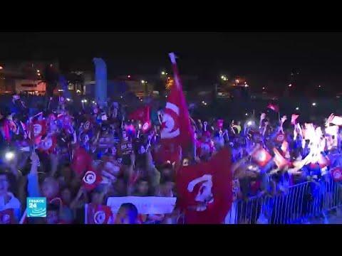فرحة وتفاؤل في الشارع التونسي بعد تأهل نسور قرطاج إلى المربع الذهبي لكأس أمم أفريقيا  - 11:54-2019 / 7 / 12