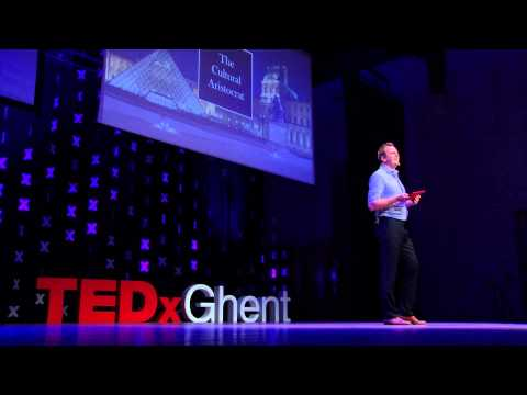 The Artist is dead. Long live the creative entrepreneur | Bart Van der Roost | TEDxGhent