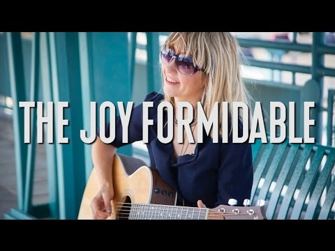 "The Joy Formidable ""The Last Thing On My Mind"" - A Red Trolley Show (live Performance)"