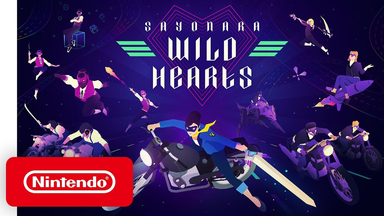 Launch Trailer για το Sayonara Wild Hearts