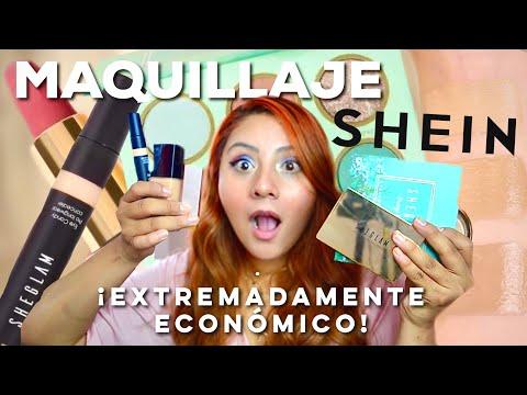 PROBANDO MAQUILLAJE DE SHEIN ¿BUENO BONITO Y BATARO? / JHOEE SHEINMAKEUP