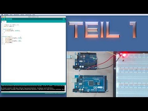 Einführung in die Arduinoprogrammierung - Teil 1