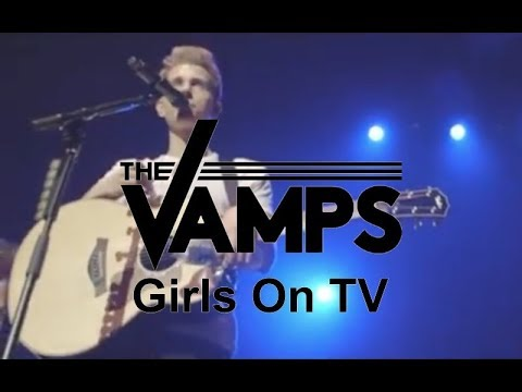 The Vamps - Girls On TV (Live At O2 Arena)
