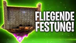 MEGA FLIEGENDE FESTUNG! 🏰 | Fortnite: Battle Royale