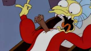 The Simpsons Kill the Head Vampire