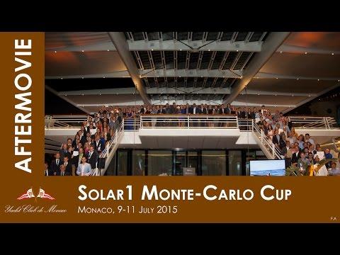 After Movie Solar One Montecarlo Cup 2015 Yacht Club de Monaco