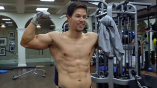 Mark Wahlberg workout 2016