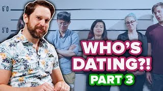 Private Investigator Guesses Who's Dating Out Of A Lineup • Part 3