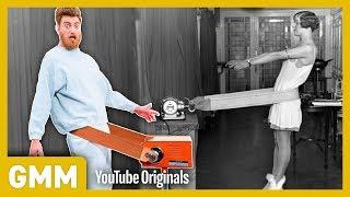 Vintage Vibrating Exercise Belt | RETURN IT OR BURN IT thumbnail