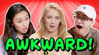 Download THAT AWKWARD MOMENT... (Squad Vlogs) Mp3 and Videos