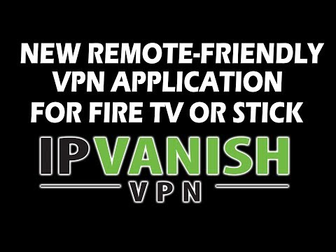 Install VPN On Fire TV or Fire TV Stick - New User Interface