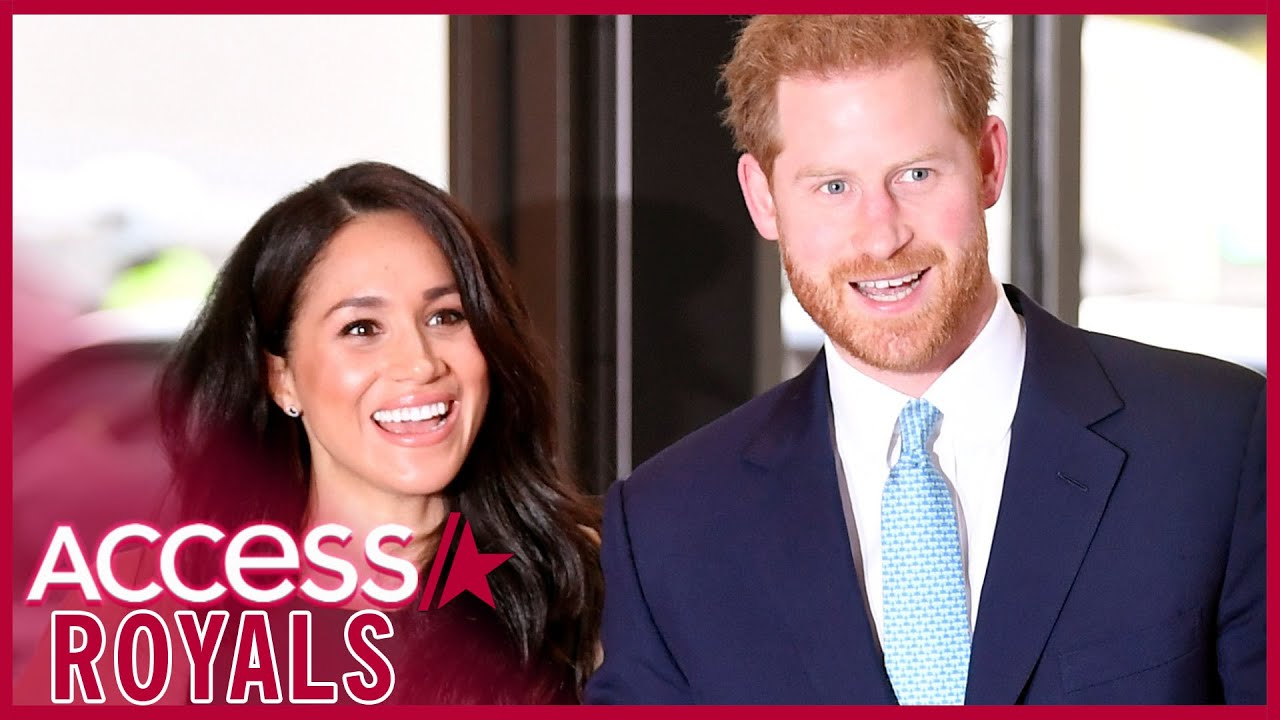 Meghan Markle Transformed Her & Prince Harry's Backyard Into Place They 'Fell In Love'