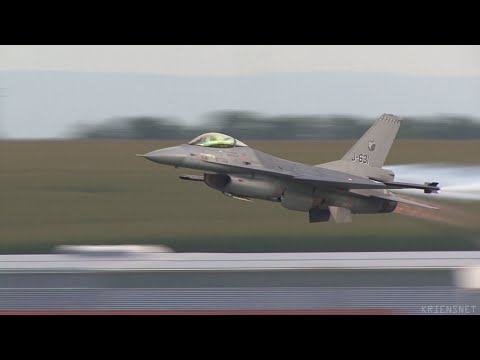 Air 14 - F-16 Display Netherlands Sunday