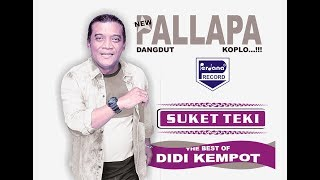 Single Terbaru -  Didi Kempot Suket Teki New Pallapa Official