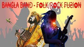 Bangla Band - Folk Rock Fusion Audio Jukebox