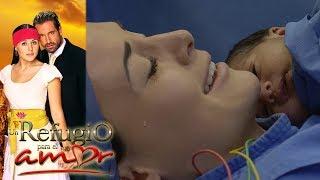 Un refugio para el amor -Capítulo 130: Luciana da a luz a un niño