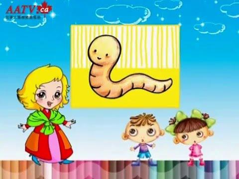 姜宏儿童创意简笔画_姜宏幼儿创意简笔画(初级篇)第8课 Jianghong - YouTube