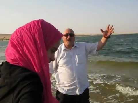 Family Dr. Norman Ali Khalaf at Wadi Al Rayyan, Al Fayyum, Egypt. 2012