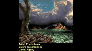 My favorite Amiga game loading and title screens.