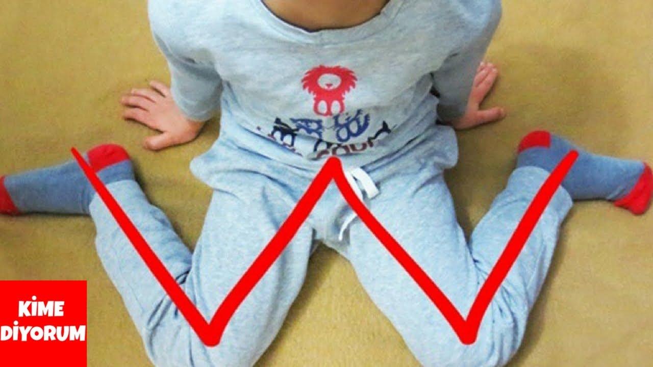 Çocuğunuz Böyle Oturuyorsa Dikkat.  Çocuklar İçin 9 Temel Güvenlik İlkesi