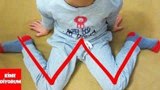 Çocuğunuz Böyle Oturuyorsa Dikkat ⚠ Çocuklar İçin 9 Temel Güvenlik İlkesi