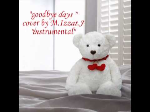 Yui - goodbye days cover
