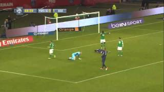 Video Zlatan Ibrahimovic kick goalkeeper PSG - St Etienne download MP3, 3GP, MP4, WEBM, AVI, FLV Mei 2018