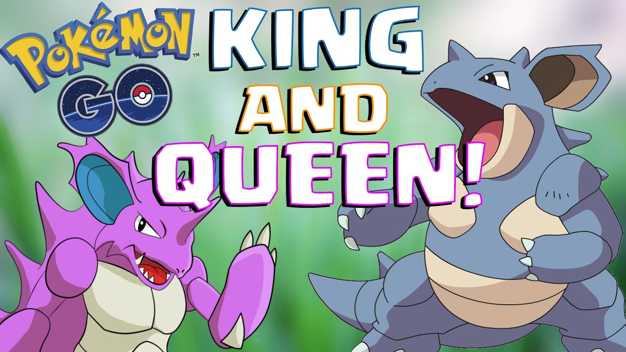 What is the difference between Nidoking vs. Nidoqueen in Pokemon?