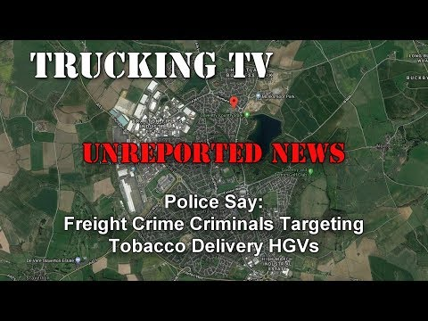 Tobacco products stolen from truck in Daventry: