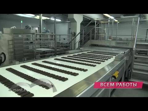 Кондитерская фабрика Ударница