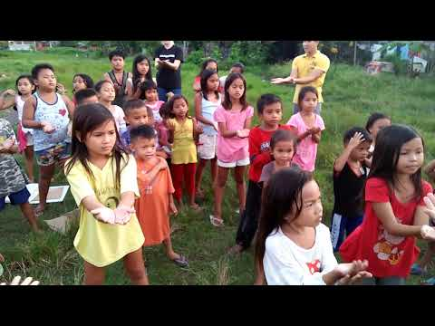 "The Armor of God "" Kids Ministry YWAM Cebu"