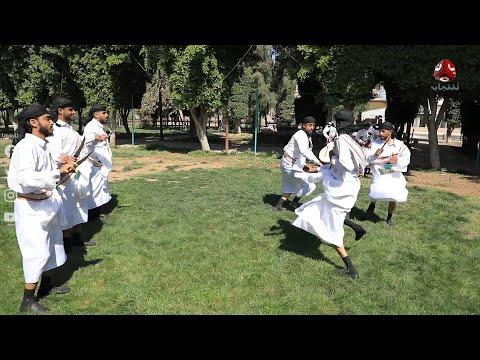 برعة الدخيلية  ... من اجمل رقصات البرع اليمنية واكثرها تميزا