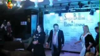Показ Sergio Bellini & ELena Lenina
