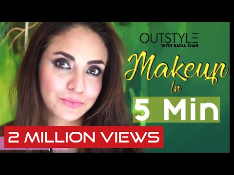 Want Make up Just Like Nadia's? | Check Out This Amazing Make up Tutorial | Outstyle.com