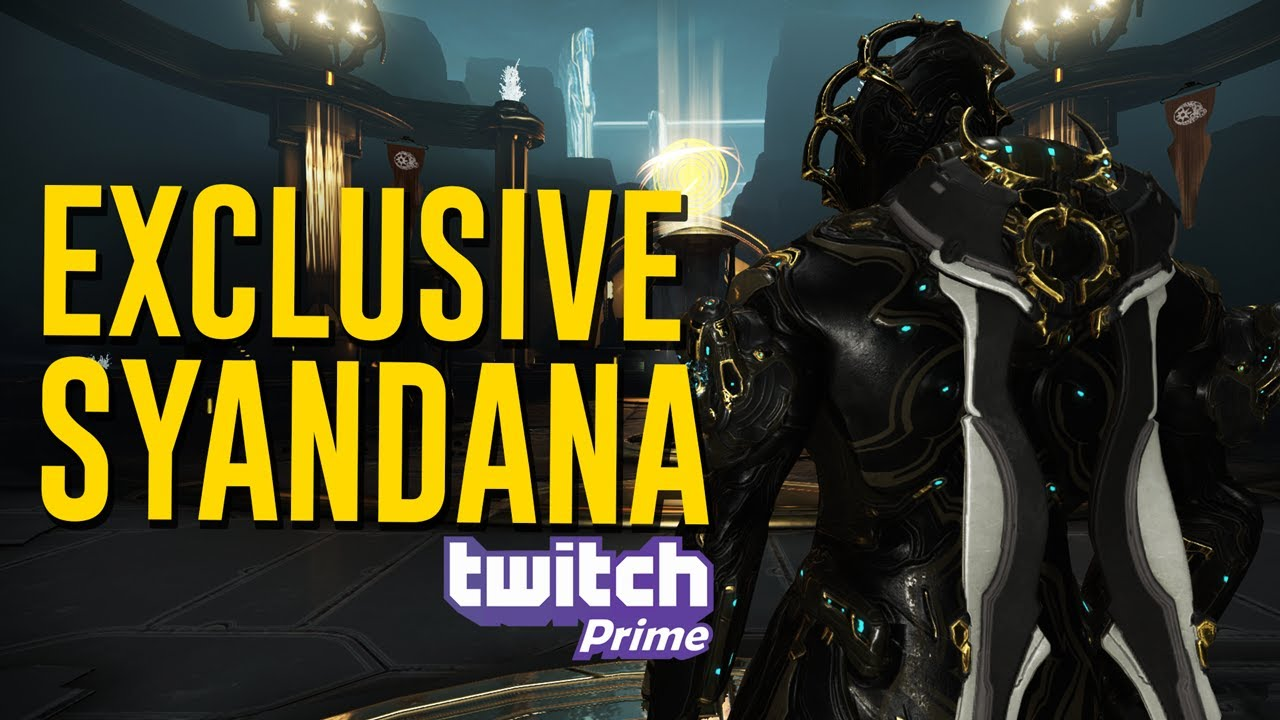 free frost prime  u0026 exclusive syandana for twitch prime