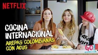 Go! Vive a tu manera - Cocina Internacional Arepas