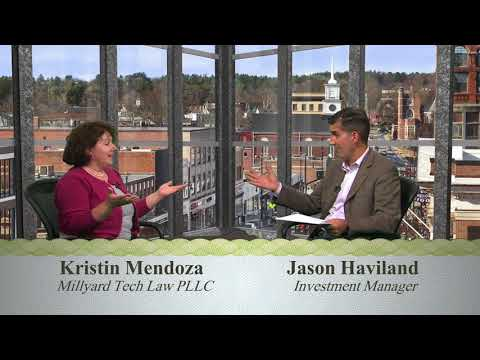 Financially Fit -  Jason Haviland and Kristen Mendoza | Business Law