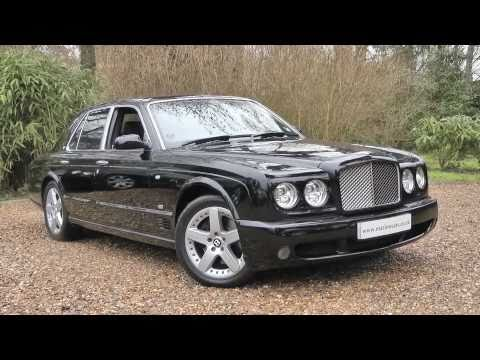 Bentley Arnage T Mulliner 2 Youtube