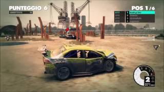 DiRT 3 - Transporter Online Gameplay (ITA)