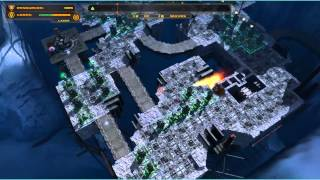 Defense Grid Awakening Mission 10 Veil of Ice Gold